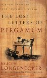 The Lost Letters of Pergamum cover